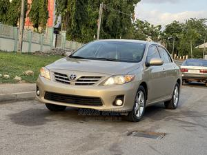 Toyota Corolla 2013 Gold   Cars for sale in Abuja (FCT) State, Asokoro