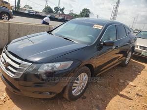 Honda Accord CrossTour 2012 EX Black | Cars for sale in Lagos State, Magodo
