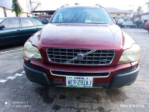 Volvo XC90 2005 V8 Red | Cars for sale in Abia State, Aba North