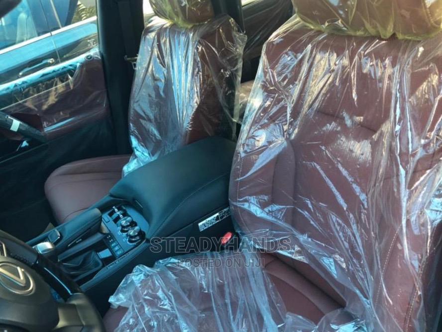 New Lexus LX 2020 570 Three-Row Black | Cars for sale in Victoria Island, Lagos State, Nigeria