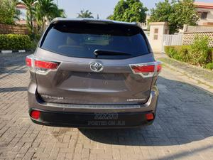 Toyota Highlander 2016 Gray | Cars for sale in Lagos State, Victoria Island