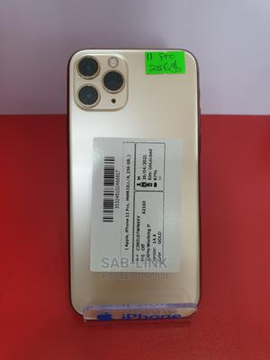 Apple iPhone 11 Pro 256 GB Gold | Mobile Phones for sale in Lagos State, Ikeja