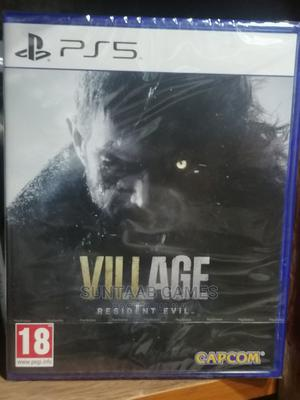 Resident Evil Village - PS5 Standard Edition | Video Games for sale in Lagos State, Lagos Island (Eko)