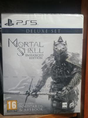 Mortal Shell: Enhanced Edition - Deluxe Set PS5 | Video Games for sale in Lagos State, Lagos Island (Eko)