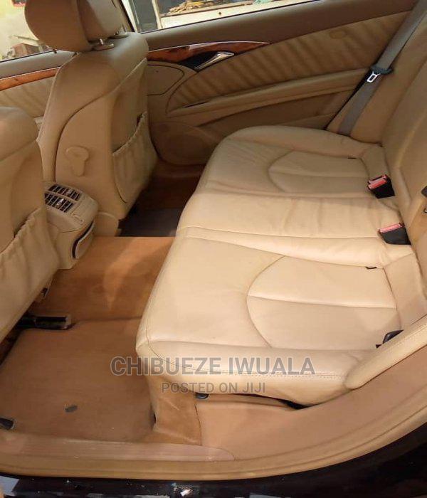 Mercedes-Benz E350 2008 Black   Cars for sale in Onitsha, Anambra State, Nigeria