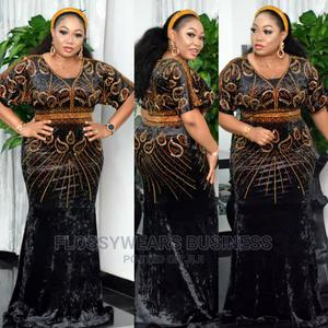 Quality Turkey Long Dinner Gown Available Now   Clothing for sale in Lagos State, Ikeja