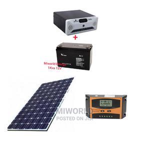 1kva 12V Pure Sine Wave Inverter System | Solar Energy for sale in Lagos State, Lekki