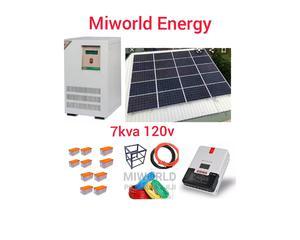 7.5kva 120V Solar Inverter System | Solar Energy for sale in Lagos State, Lekki