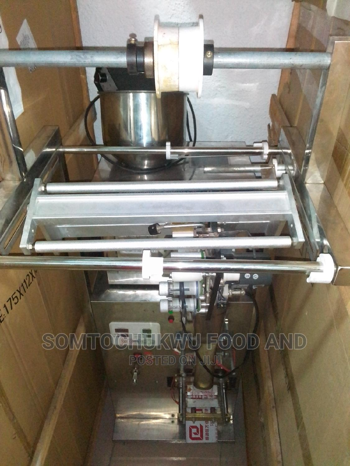 Archive: Packaging Machine