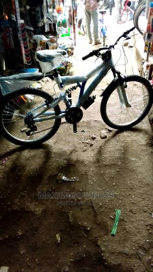 Bicycle With Front and Back Shocks | Sports Equipment for sale in Rivers State, Port-Harcourt