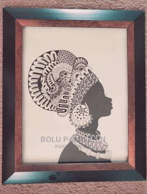 A Art Work Print of a Woman   Arts & Crafts for sale in Lagos State, Ikeja