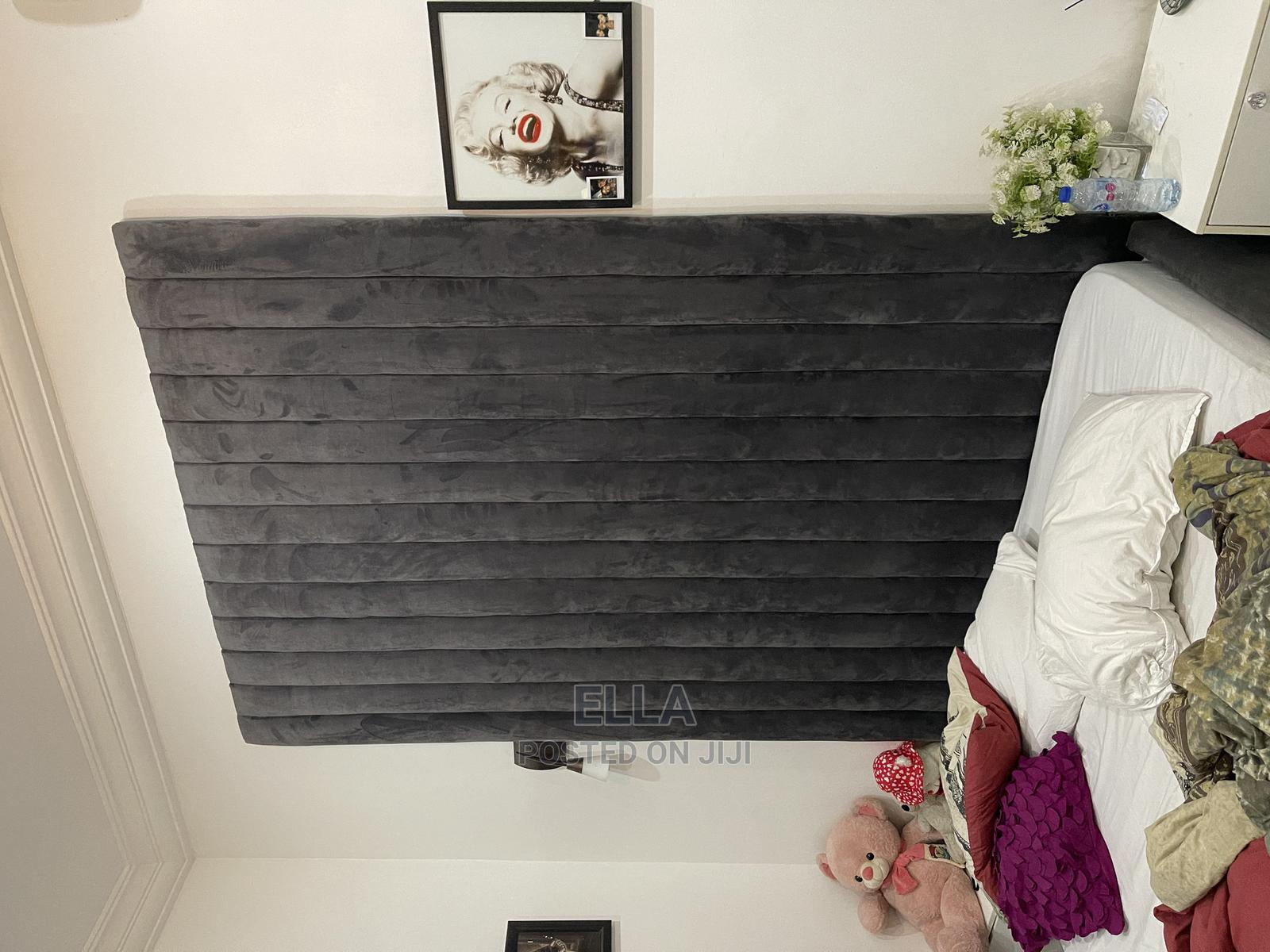 Archive: 9 Feet Tall, 5 by 6 Bed Frame for Sale