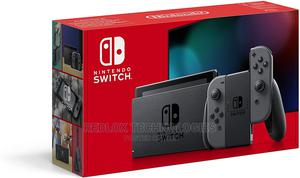 Nintendo Switch Grey | Video Game Consoles for sale in Lagos State, Ikeja