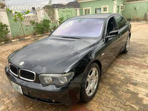 BMW 7 Series 2007 Black | Cars for sale in Abuja (FCT) State, Gudu