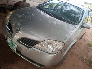 Nissan Primera 2006 Traveller 1.8 Visia Silver | Cars for sale in Ondo State, Akure