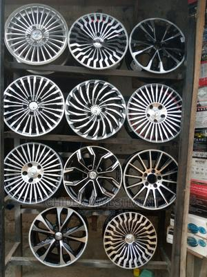 Rim for All Type of Car Available | Vehicle Parts & Accessories for sale in Lagos State, Ikeja