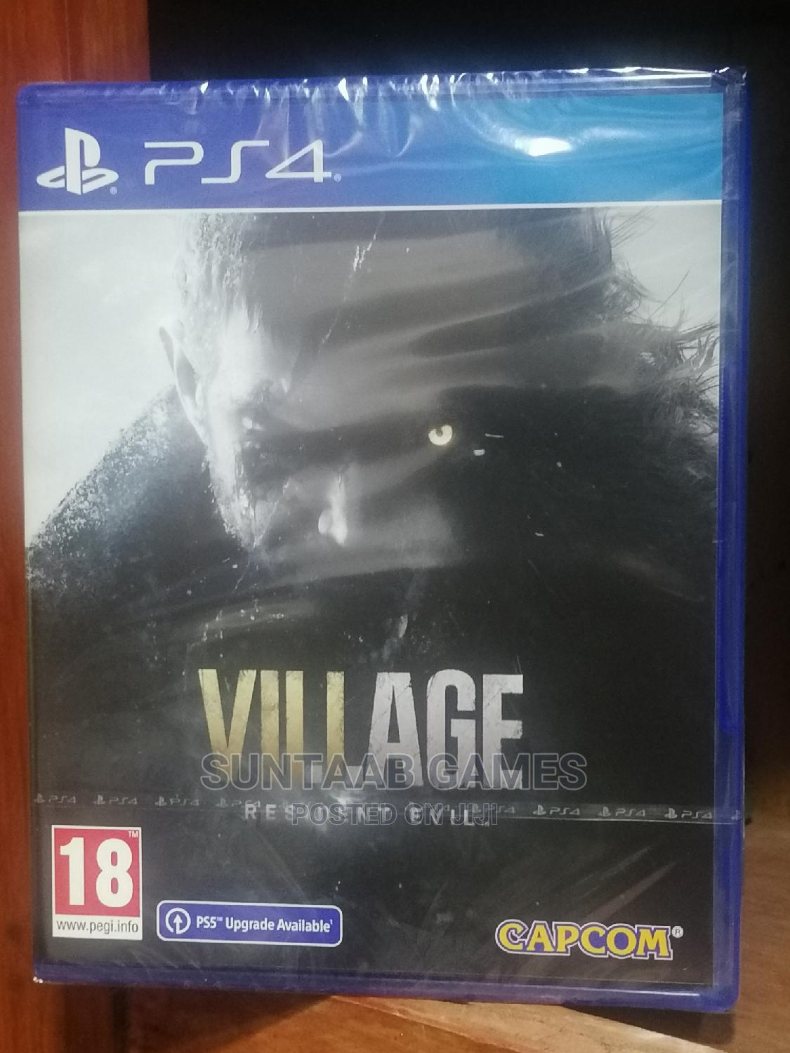 Resident Evil Village - Xbox Series Ps4 Standard Edition