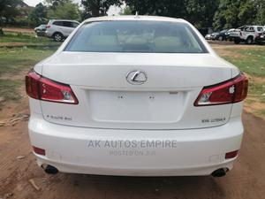 Lexus IS 2010 250 AWD Automatic White | Cars for sale in Abuja (FCT) State, Jabi