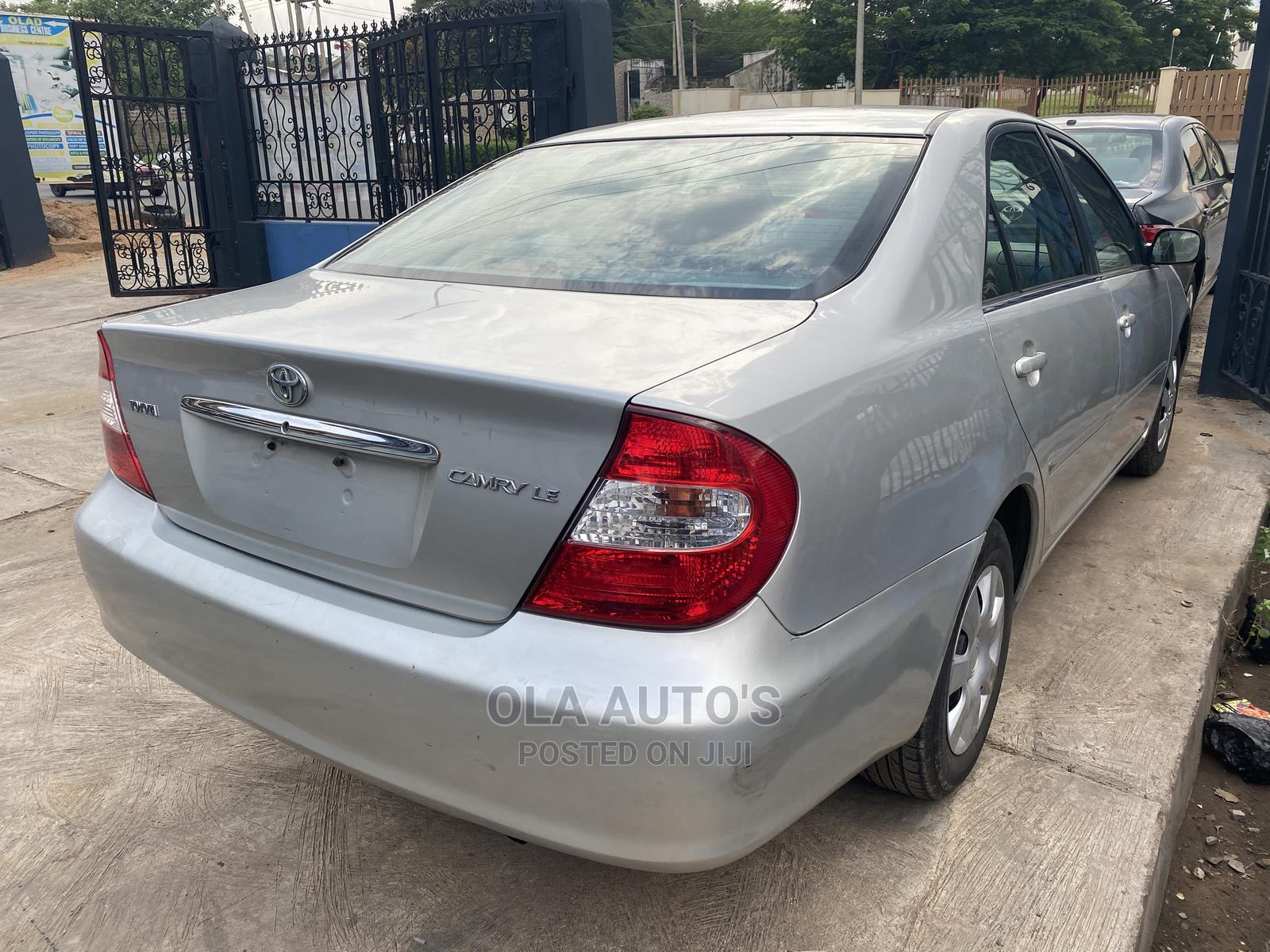 Toyota Camry 2004 Silver | Cars for sale in Ibadan, Oyo State, Nigeria