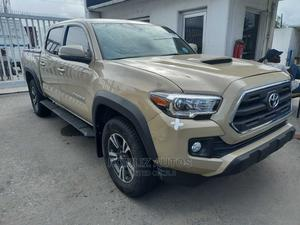 Toyota Tacoma 2018 Limited Beige | Cars for sale in Lagos State, Apapa