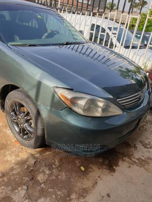 Toyota Camry 2003 Green   Cars for sale in Abuja (FCT) State, Kubwa