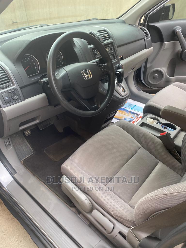 Archive: Honda CR-V 2008 2.4 Silver