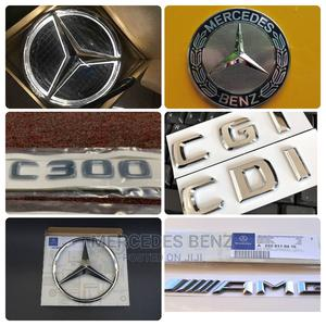 Mercedes Benz Logos and Stickers   Vehicle Parts & Accessories for sale in Lagos State, Surulere