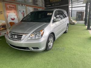 Honda Odyssey 2010 EX-L Silver   Cars for sale in Abuja (FCT) State, Central Business District
