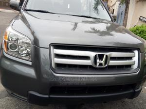Honda Accord 2007 2.4 Exec Automatic Gray | Cars for sale in Lagos State, Magodo