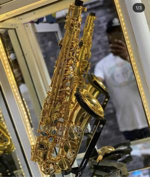 Best Quality Yamaha Alto Saxophone   Musical Instruments & Gear for sale in Lagos State, Ojo