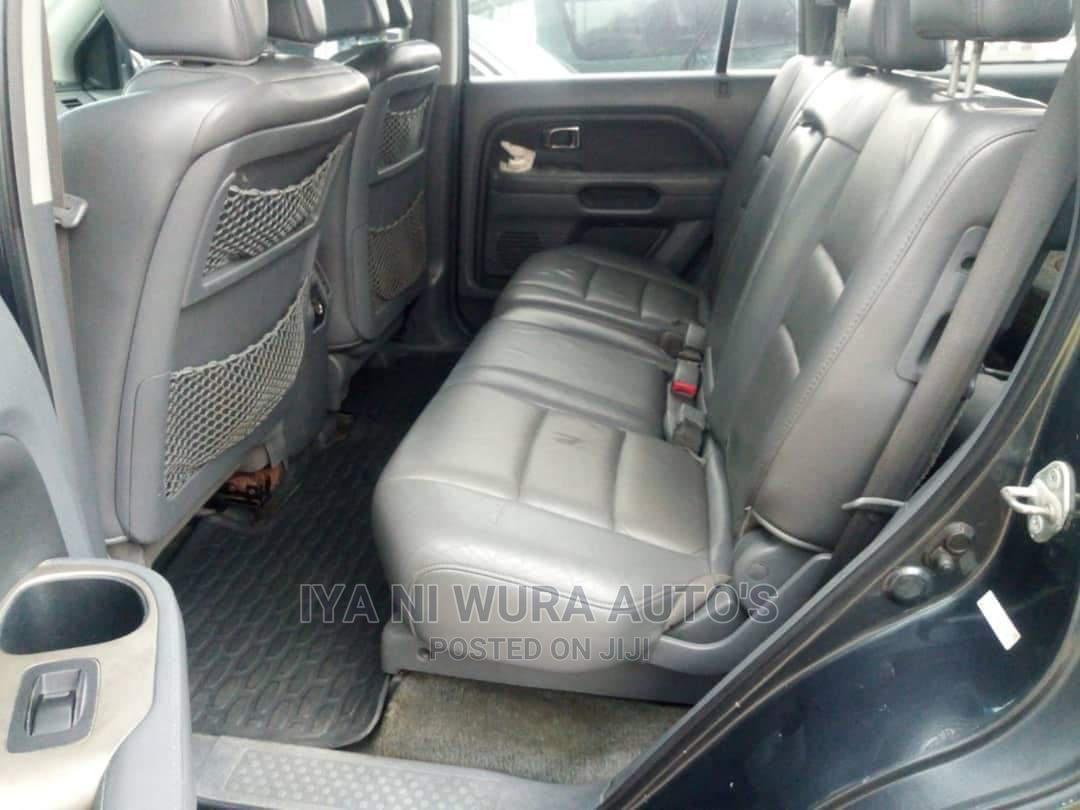 Archive: Honda Pilot 2006 EX-L 4x4 (3.5L 6cyl 5A) Gray