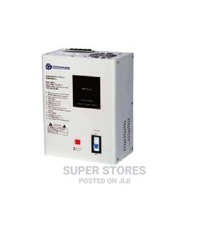 5000VA Wall Mounted Digital Stabilizer WDR 5000VA - Haier Th | Electrical Equipment for sale in Lagos State, Alimosho