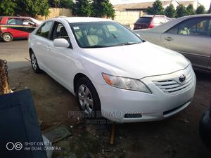 Toyota Camry 2009 White | Cars for sale in Lagos State, Ogba