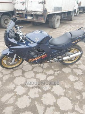 Suzuki GSX / Katana 2000 Blue | Motorcycles & Scooters for sale in Oyo State, Ibadan