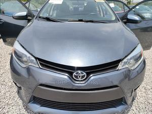 Toyota Corolla 2014 Gray   Cars for sale in Abuja (FCT) State, Katampe
