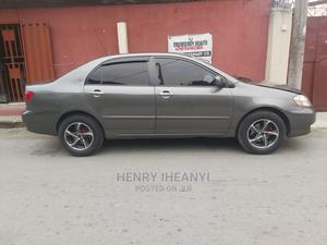 Toyota Corolla 2008 1.6 VVT-i Gray   Cars for sale in Rivers State, Port-Harcourt