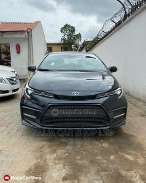 Toyota Corolla 2021 Black   Cars for sale in Lagos State, Ikeja