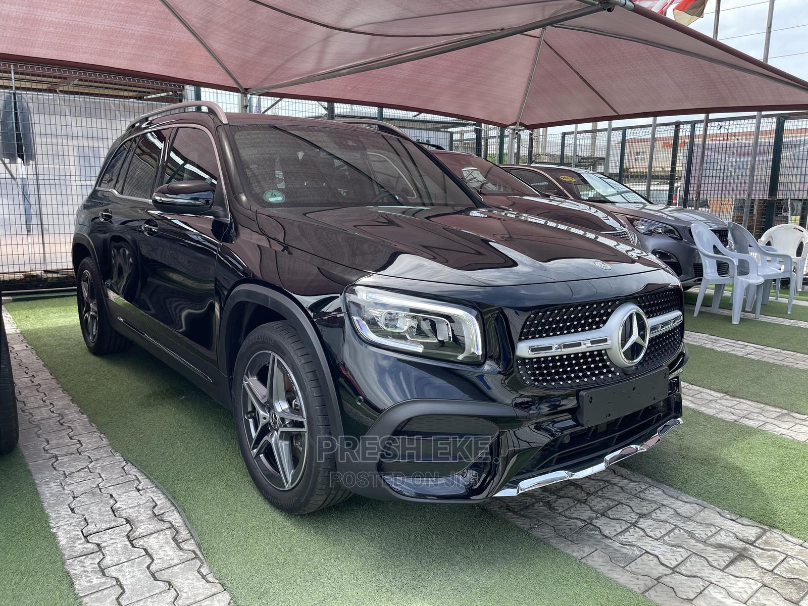 Mercedes-Benz GLK-Class 2021 Black