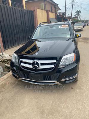 Mercedes-Benz GLK-Class 2014 350 4MATIC Black | Cars for sale in Lagos State, Oshodi