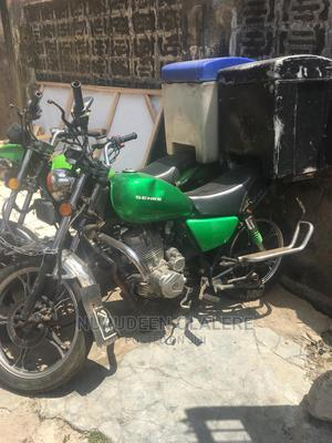 Senke SK200-2 2019 Green | Motorcycles & Scooters for sale in Lagos State, Surulere
