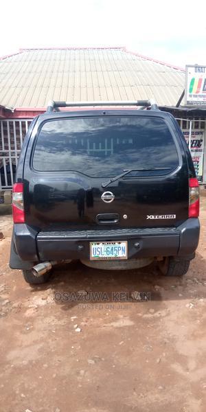 Nissan Xterra 2004 XE 4x4 Black   Cars for sale in Edo State, Benin City
