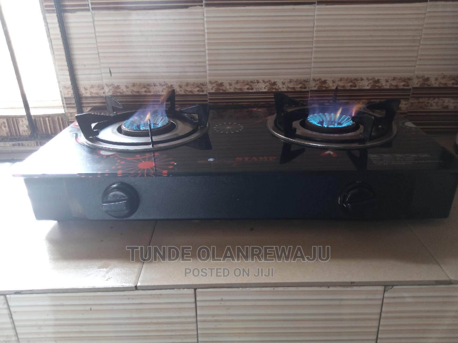 Archive: 1 Month Fairly Used 2 Sided Self Ignition Table Burner