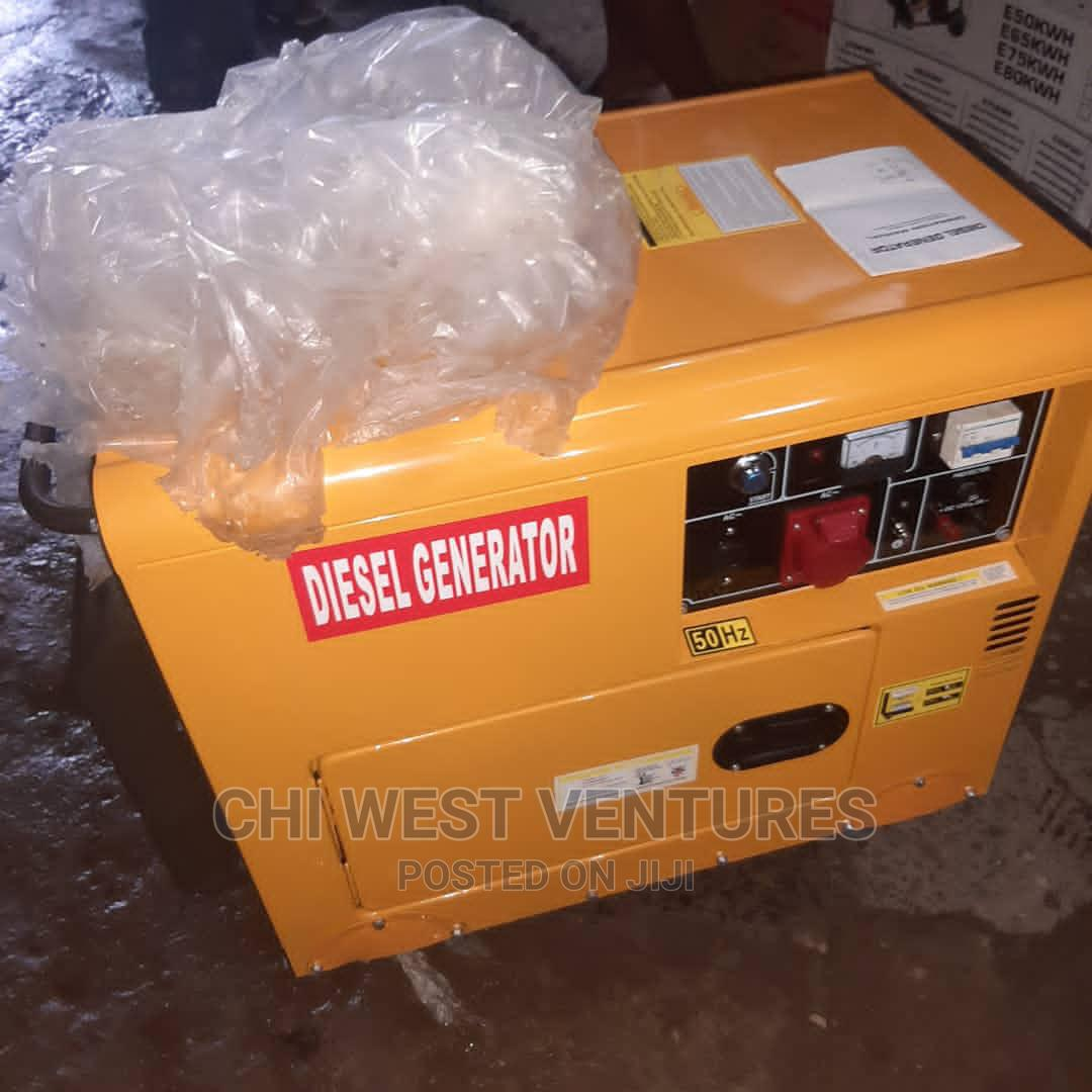 8kva Soundproof Generator