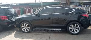 Acura ZDX 2011 Base AWD Black | Cars for sale in Lagos State, Abule Egba