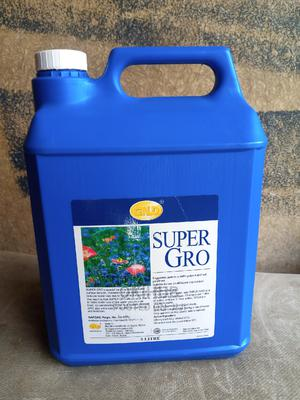 Super Gro Organic Liquid Fertilizer For Crops And Fish Pond | Feeds, Supplements & Seeds for sale in Lagos State, Isolo