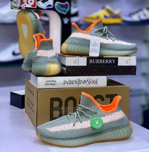 YEEZY BOOST 350 V2 ' Desert Sage '*   Shoes for sale in Lagos State, Lagos Island (Eko)