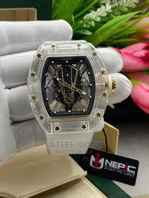 Transparent Richard Mille Mechanical Watch   Watches for sale in Lagos State, Lagos Island (Eko)