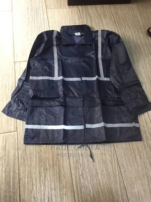 Beta Polyester Gown Reflective Rain Coat | Safetywear & Equipment for sale in Lagos State, Lagos Island (Eko)
