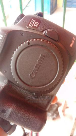 Canon EOS 5D Mark III Body Only | Photo & Video Cameras for sale in Lagos State, Ikeja