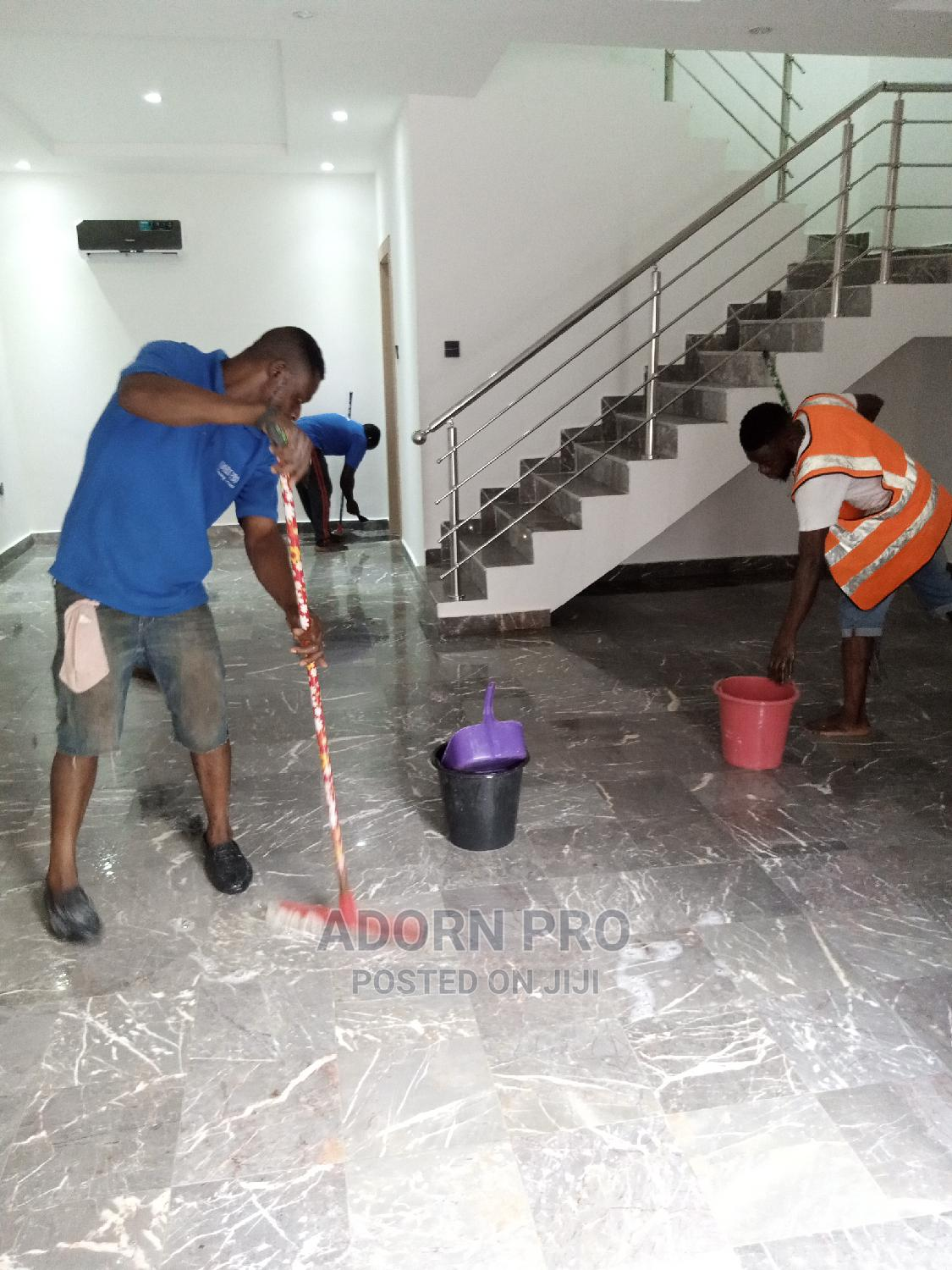 Deep Cleaning, Tiles, Terrazzo, Marble Polish and Fumigation